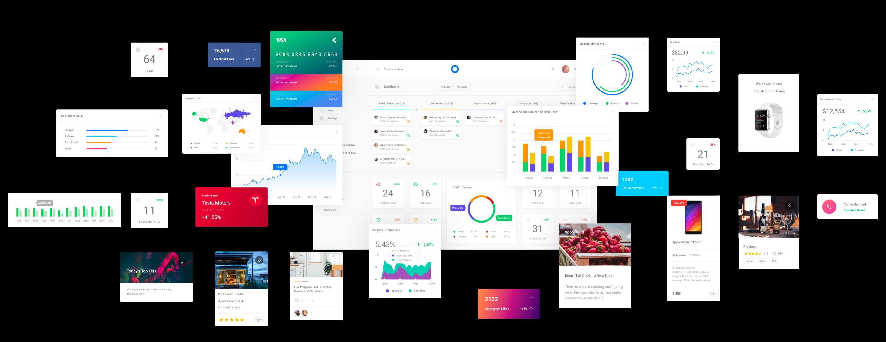 WebInteface 2, UI Kit